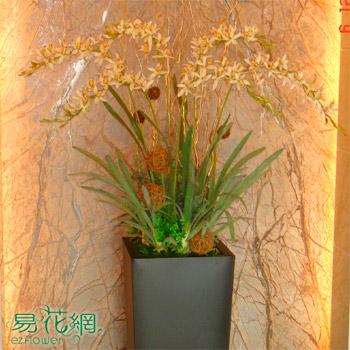 大型人造花設計