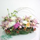 虎頭蘭造型盆花