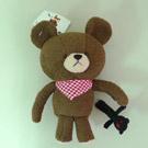 《+限量加價購+「小熊學校」領巾小熊》