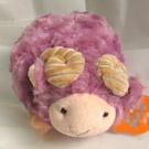 絨毛小棉羊(粉)