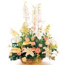風采精緻盆花